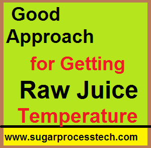 Good Approach for Raw Juice heating-sugarprocesstech.com