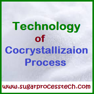 Cocrystallization Theory in Sugar Crystallization Process- sugarprocesstech