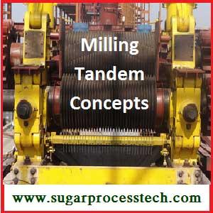 milling tandem concepts in sugar industry -sugarprocesstech