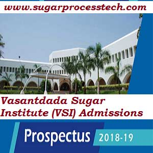 Vasantdada Sugar Institute ( VSI ) Academics Calendar 2018-19 | Vasantdada Sugar Institute (VSI) Admissions to Academic Year 2018-19