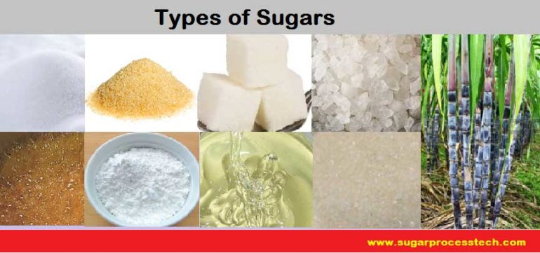 Know About How Many Types of Sugars Available-sugar process tech