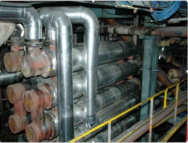 Duplex heater