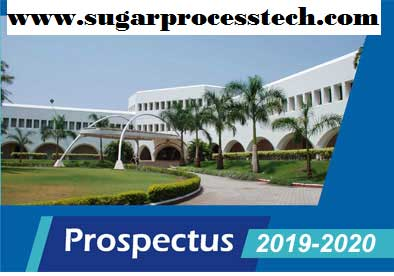 Vasantdada Sugar Institute (VSI) announced for the admission for the academic year 2019-20
